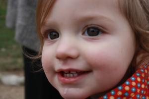 Portrait petit fille